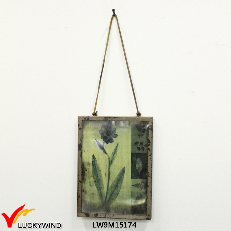 Luckywind Metal Wall Decoration Hanging Adorn