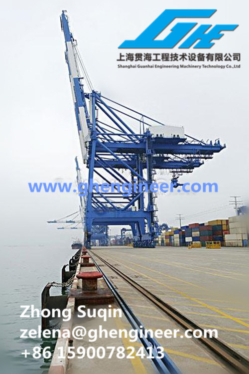 Port Crane for Container Loadeing and Unloading Crane