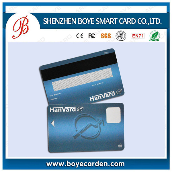 RFID Smart Card From 10 Years Professional Manufacturer (BY-A3)