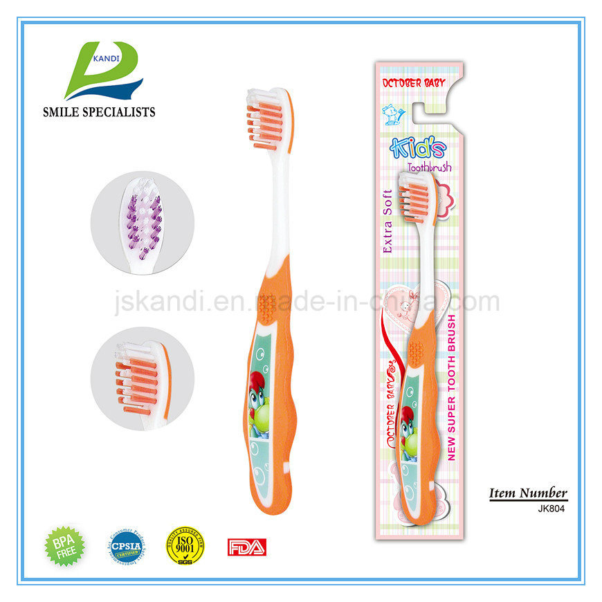 Printing Handle Junior Toothbrush