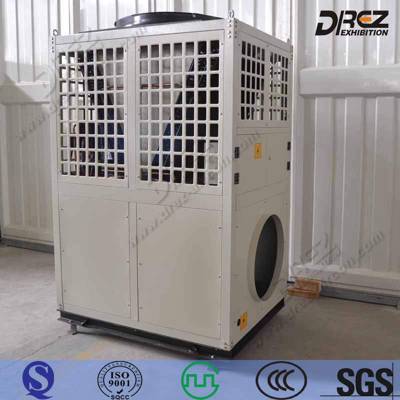 OEM 12 Ton Ducted Central Air Conditioner for Commercial Industrial Use