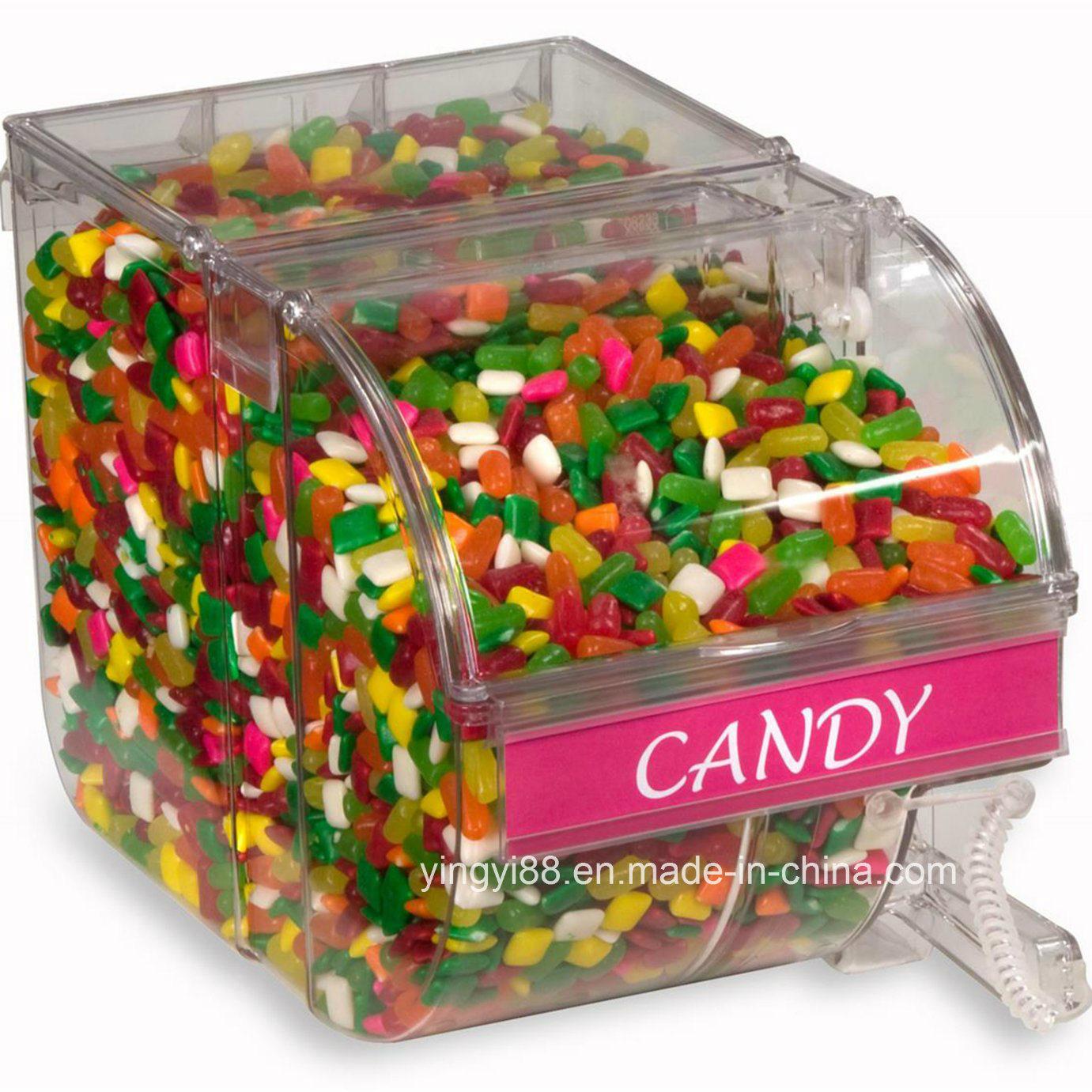 Customized Acrylic Gift Box/Candy Box/ Acrylic Display Box
