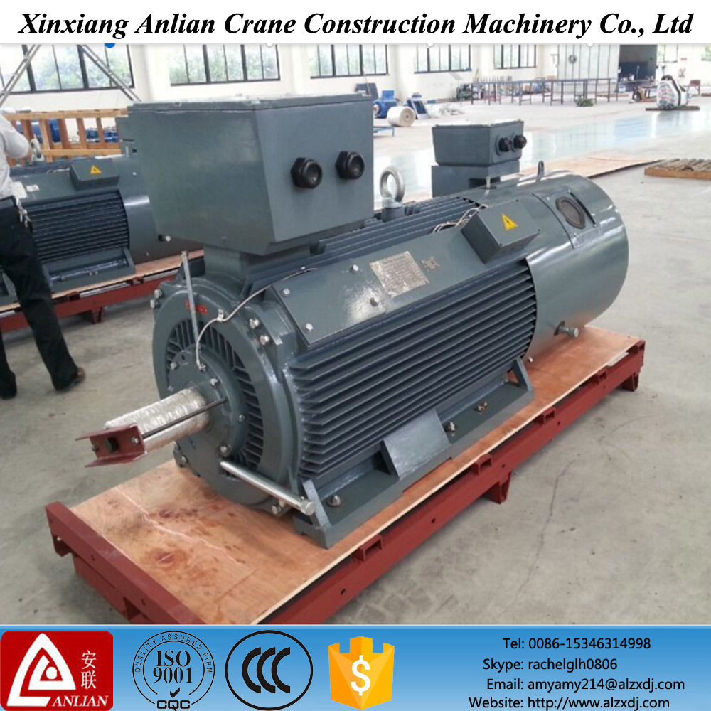 China Yr Series Wound Rotor Slip Ring Induction Motor