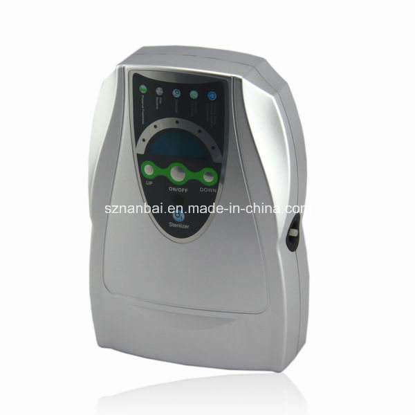 500mg/H Remote Control Ozone Generator for Air Water Treatment