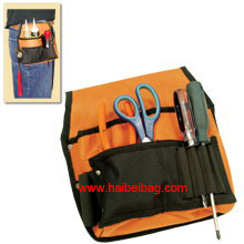 Custom Designed Tape Bag, Tool Bag, Waist Bag, Kit Packing Bag, Electrician Bag, Belt Bag, Gear Bag