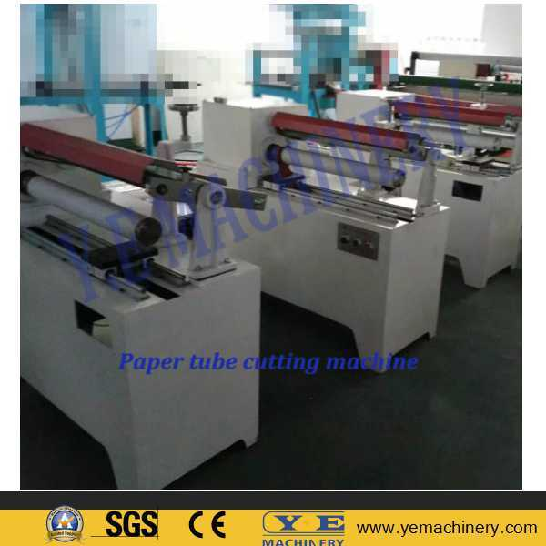 Automatic Paper Core Paper Tube Cutting Machine (ZGJ-500)