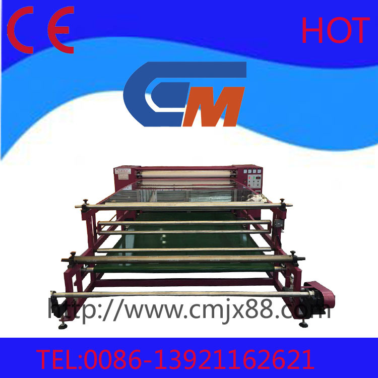 Textile Heat Transfer Press Machinery with Ce Certificate
