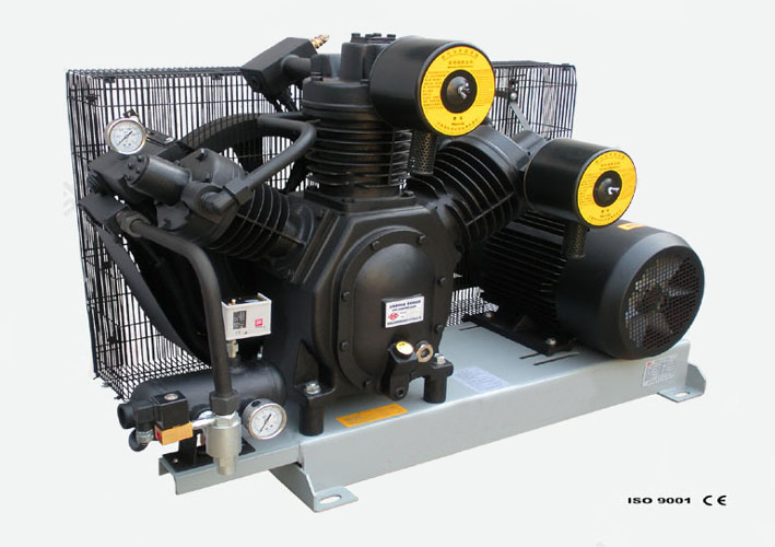 Excellent Quality Medium Pressure Piston Air Compressor 11kw, 30bar