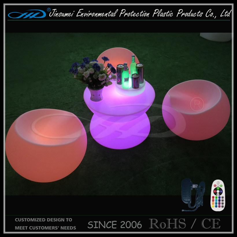 Cheap Price LED Furniture Bar Chair with Good Quality