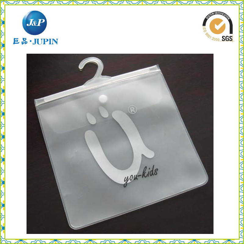 PVC Garment Bag with Hanger (JP-plastic034)