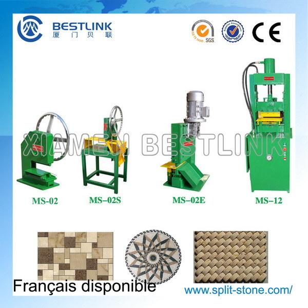 Automatic Cutting Mosaic Stone Machine for Strip