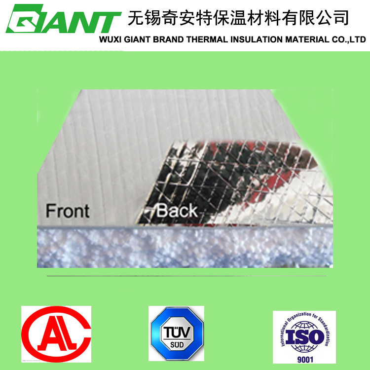 Fireproof PVC Insulation Material for Steel Panel Roofing