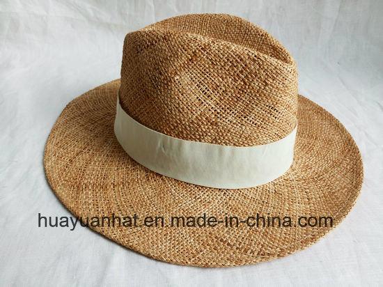 100% Bao Straw Leisure Style Safari Hats