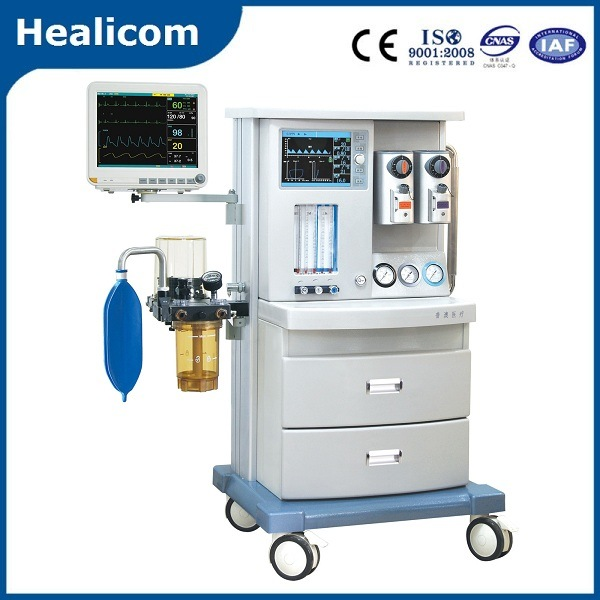CE Approved Hot Selling Medical Ventilator Anesthesia Machine