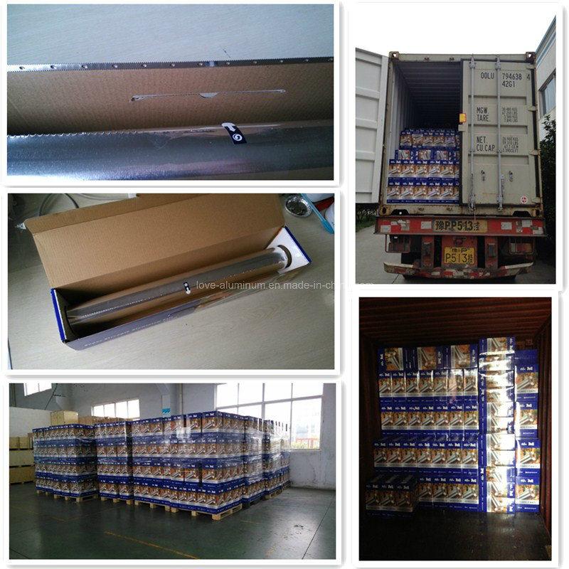Convenient Food Grade Aluminium Foil 8011