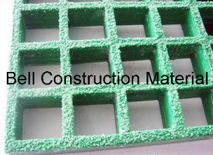 Fiberglass Molded Grating, FRP/GRP Gritted Grating