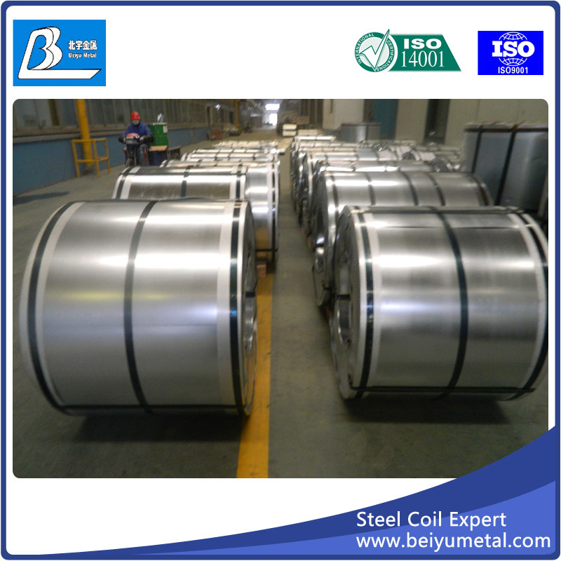 Cold Rolled Steel Coil with Zinc Coating