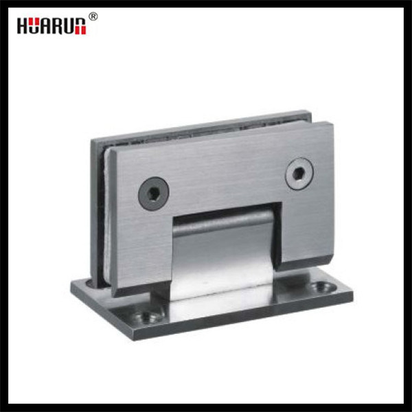 90 Degree Stainless Steel Glass to Wall Hinge (HR1500G-1)