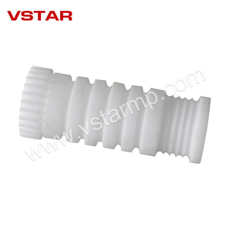 High Precision Plastic Part by CNC Lathe for Medical Equipment