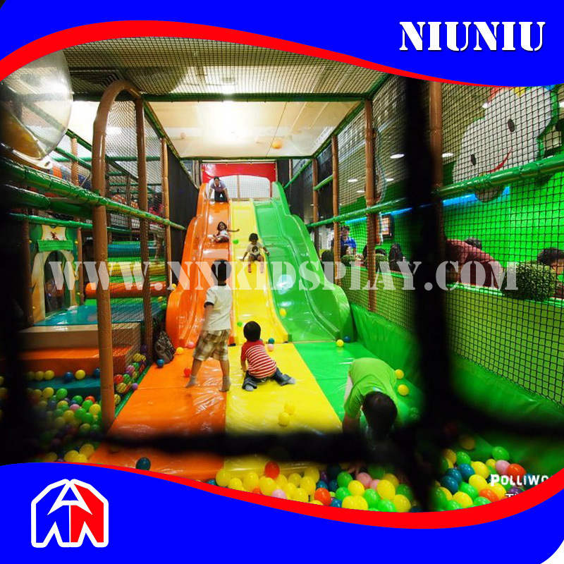 Amusement Park Kid Indoor Playground Equipment