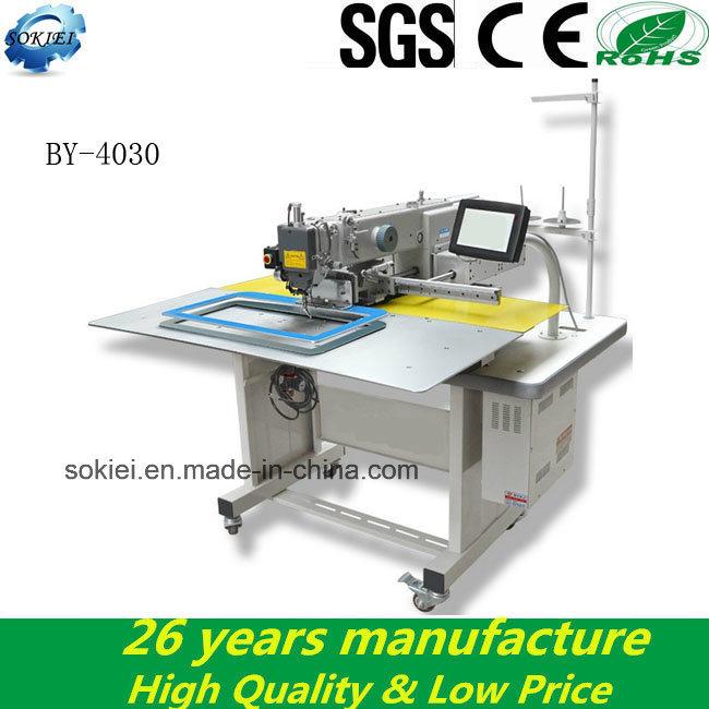 Sokiei Computerized Electric Shoes Mitsubishi Industrial Making Sewing Machine