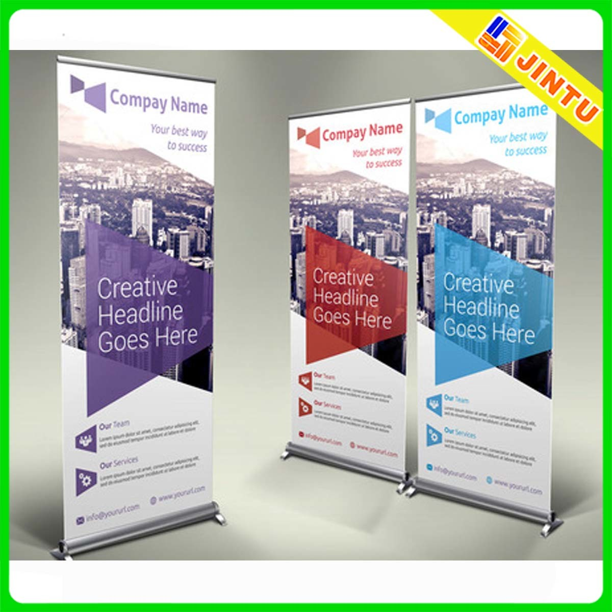 Photo roll up banner stand images awesome pop up banner for Vendor craft shows near me
