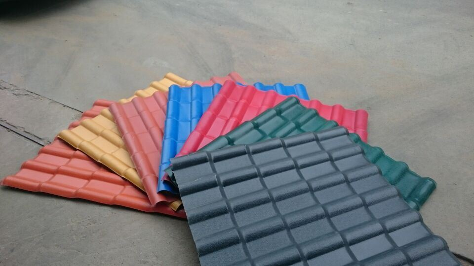 Synthetic Resin Tile with Long Life Guarantee