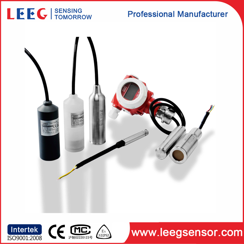 Sewage Pressure Level Transducer for High-Viscosity Liquids