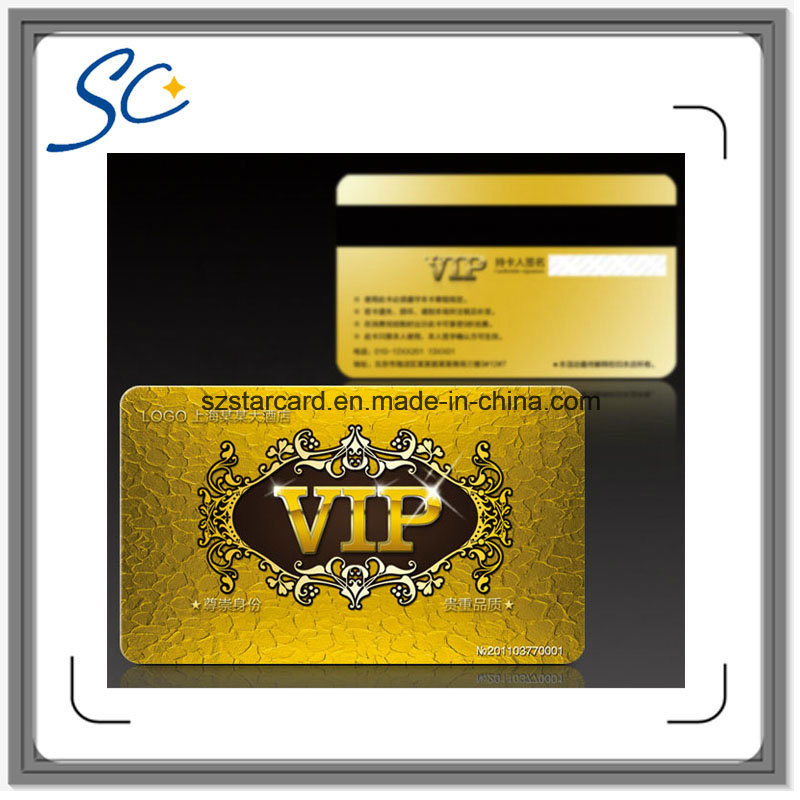 Customized Printed RFID VIP/PVC Card