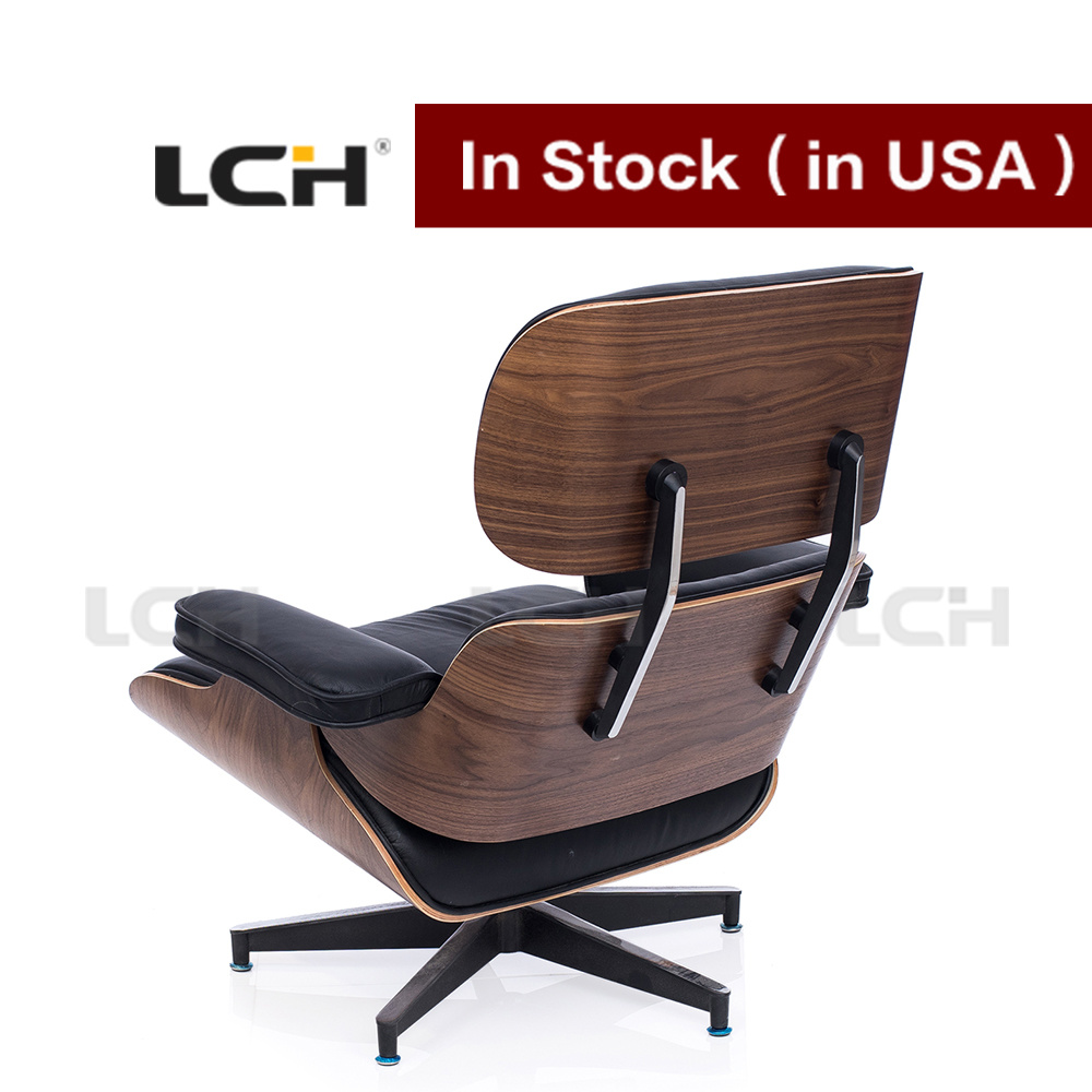Classic Style Eames Lounge Chair in Stock