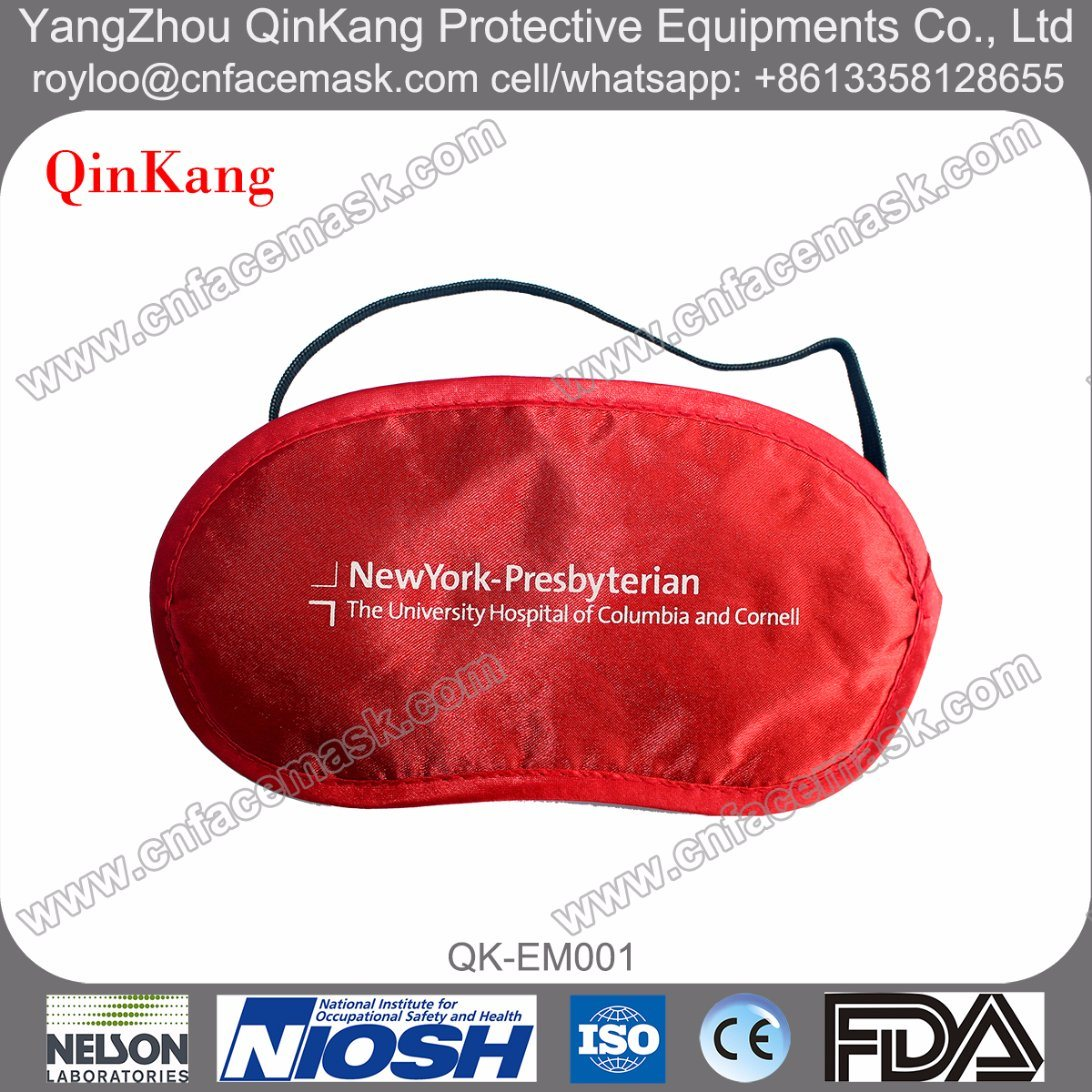 Personal Care Satin Sleep Eyepatch for Hospital Ward Patient