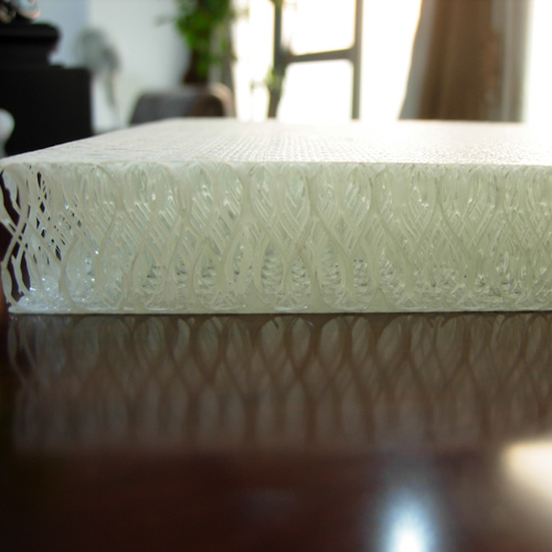 E-Glass 3D Woven Glass Fabric Fiberglass (FWF-053)