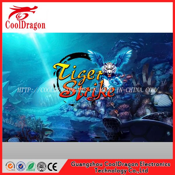 Phoenix Realm Skilled Fish /Ocean King 2/Ocean Dragon Games Hunter Arcade Game Machine