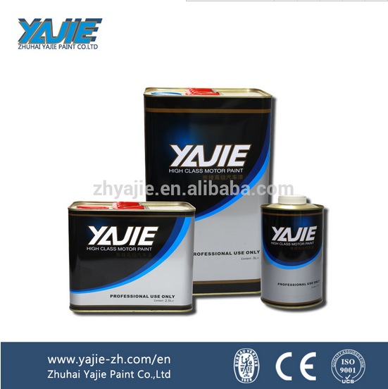 Clear Coat for Car Alloy Varnish