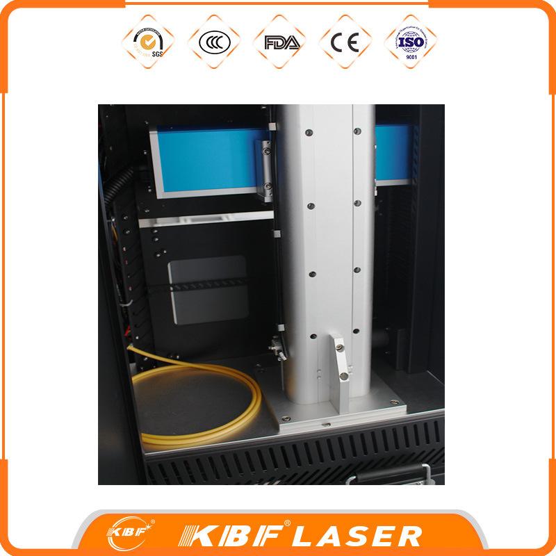 Promotion 20W/30W/50W Portable Fiber Laser Marking &Engraving Machine for Spoon/ABS/Pes/PVC/Cooper/Titanium