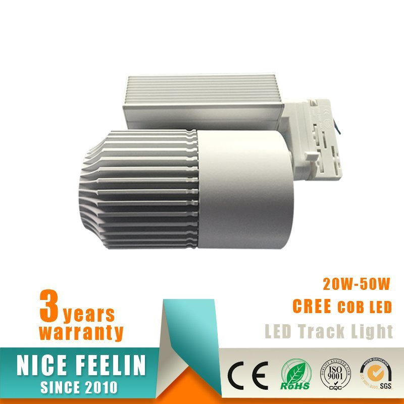 High Power 40W CREE COB LED Track Lighting Lamp