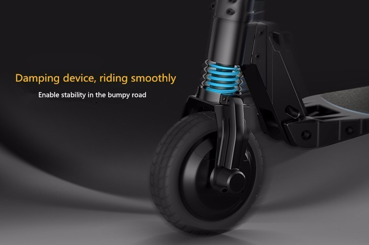 Electric Scooter, The Lightest E-Scooter Electric Skateboard