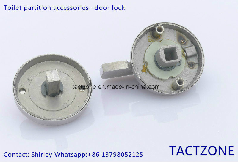 New Design Stainless Steel Lock for Toilet Partition