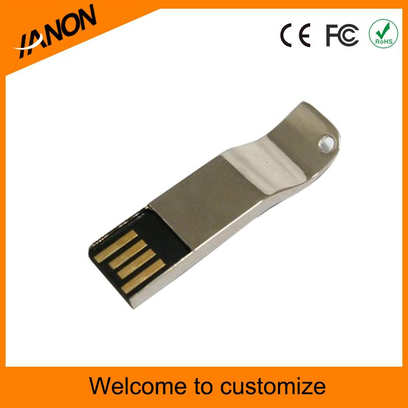 Hot Selling Metal USB Stick Swivel USB Flash Drive