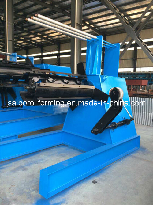 6 Ton Hydraulic Decoiler with Coil Car