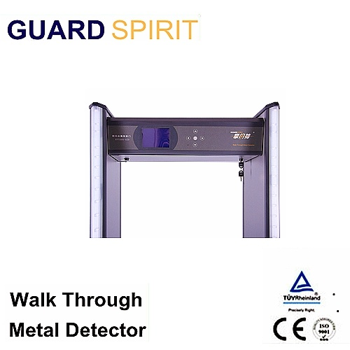 High Sensitivity Cheap Price Security Metal Detector Gate (XYT2101LCD)