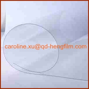 Shrink Film Type and Rigid Hardness PVC Packing Film