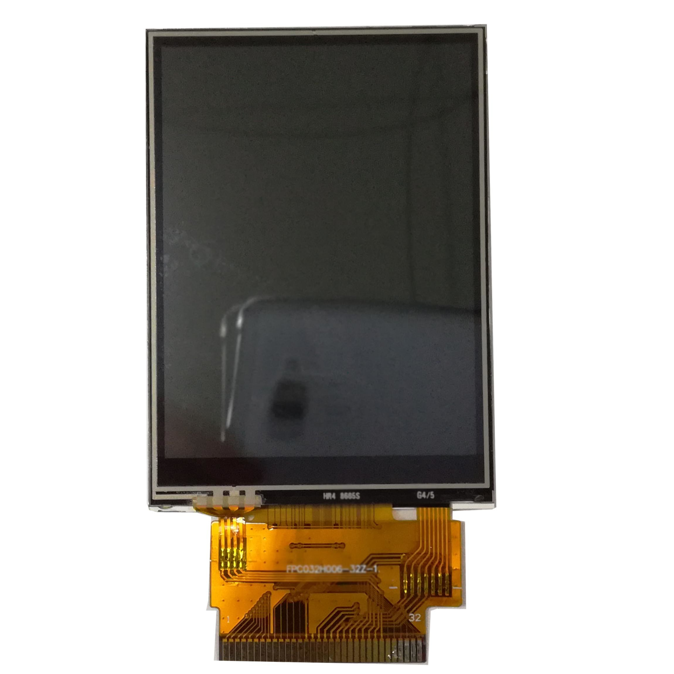 3.2 Inch Customizable TFT LCD Module with Resistive Touch Panel
