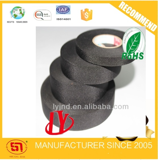 High Quality RoHS Fiber Cloth Tape for Auto Use