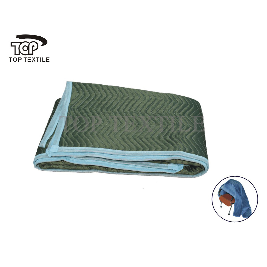 Non Woven Fabrics Moving Blankets/Furniture Blanket