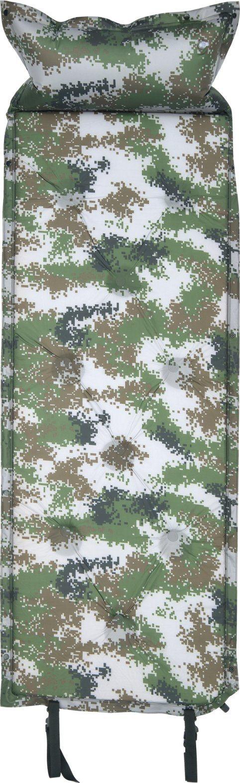 Military Army Green Waterproof Camping Self Inflatalbe Mattress