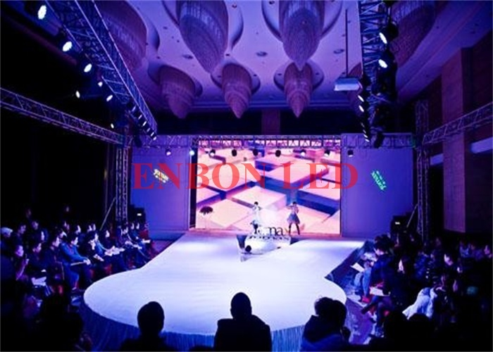 P8.928 HD Super Light Transparent LED Video Curtain (500*1000mm panel)