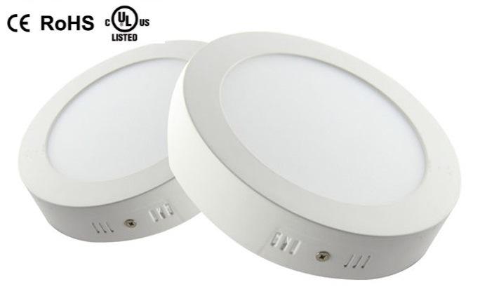 3W 6W 9W 12W 15W 18W Round Square LED Panel Downlight