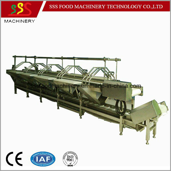 Stainless Steel 304 Manual Fish Cutting Table Fish Processing Machine Fish Cutter