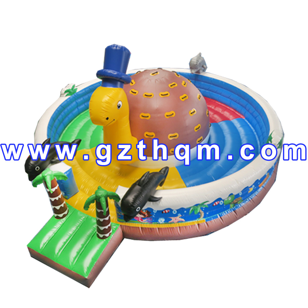 Inflatable Cartoon Castle Bouncer for Kids/New Design Tortoise Inflatable Bouncer Jumping